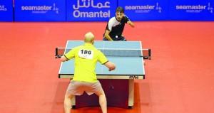 """اليوم لجنة """"كرة الطاولة"""" تكشف عن تفاصيل استضافة السلطنة لبطولة عمان الدولية المفتوحة"""
