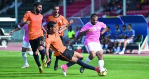 انطلاق منافسات دور الـ32 لمنافسات بطولة شرطة عمان السلطانية الكروية