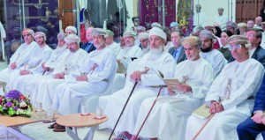 بدء فعاليات المؤتمر العلمي الرابع لقسم اللغة العربية وآدابها بجامعة السلطان قابوس