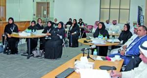 المركز الإحصائي لدول مجلس التعاون يعقد حلقة عمل عمل حول الإحصاءات الثقافية