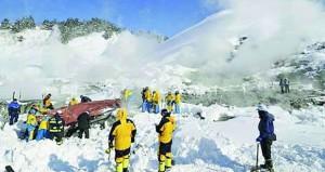انهيار ثلجي يودي بحياة متسلقين بأعلى جبال بريطانيا