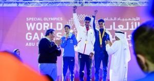 أبطالنا يحصدون 21 ميدالية ملونة وسط مشاركة عالمية في منافسات الأولمبياد الخاص بأبوظبي