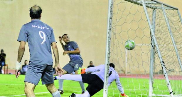 في يومها الأول التعادل الإيجابي يسيطر على منافسات ثمانيات كرة القدم للمؤسسات الحكومية والخاصة