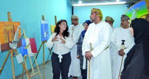 """متحف الطفل يحتفي بمعرض """"عمان وفرنسا تراث وثقافة"""""""