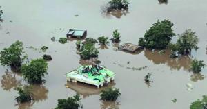 موزمبيق: وفيات (إيداي) والفيضانات يتجاوزون الألف