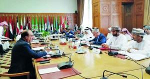 تعديل قانون الإرهاب ومناقشة تفعيل الاتفاقيات القضائية والأمنية العربية