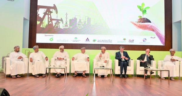 مليون برميل الإنتاج اليومي للسلطنة من النفط للسنوات القادمة و110 ملايين متر مكعب من الغاز