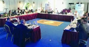 اتحاد عمال السلطنة يشارك في الاجتماع التحضيري لمؤتمر العمل الدولي
