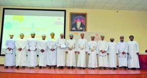 وزارة الشؤون الرياضية تحتفي باللجان الشبابية الفائزة بجائزة أفضل لجان شبابية على مستوى المحافظات