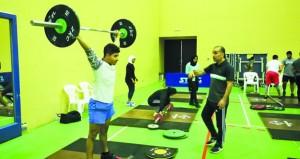 اليوم انطلاق منافسات بطولة الخليج وغرب آسيا لرفع الأثقال بمشاركة 12 دولة و250 مشاركا