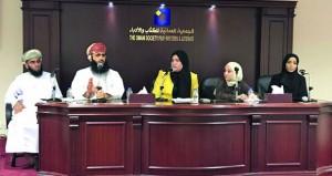 ندوة تكشف حقائق حضور عمان وتاريخها عبر العصور في المدونات التاريخية بالجمعية العمانية للكتاب والأدباء