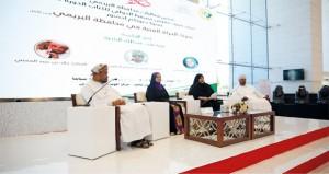 جلسة حول الحركة الفنية في محافظة البريمي