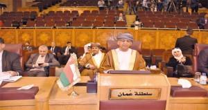 السلطنة تشارك في اجتماع وزراء الصحة العرب فى الجامعة العربية