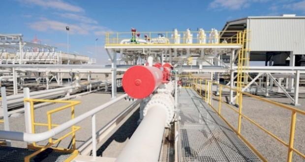 11.5 مليون متر مكعب من الغاز يومياً إنتاج حقل مبروك منتصف 2019