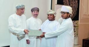 تكريم الفائزين في الدورة الثالثة لجائزة البحوث والابتكارات في مجال المياه