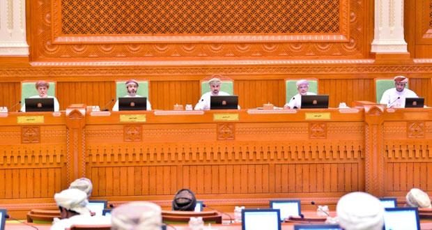 (الشورى) يوافق على تقرير اللجنة المشتركة في (تباين) الإحصاء والمعلومات والبريد العاجل
