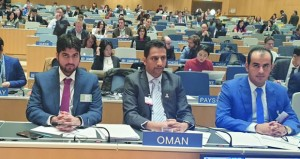 السلطنة تشارك في دورة اللجنة الحكومية الدولية المعنية بالملكية الفكرية بجنيف