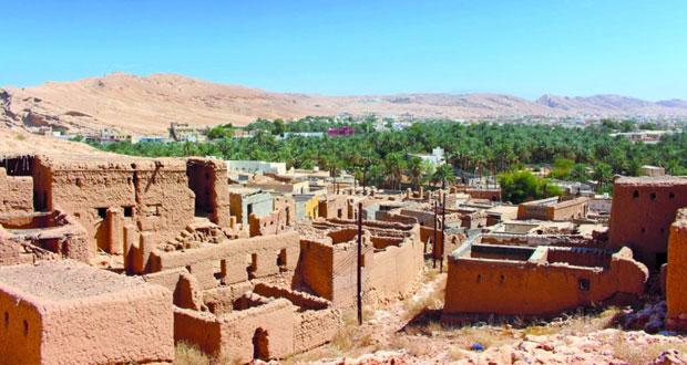 أهالي عبري : استثمار موقع حارة الرمل وكهف الكتان نقلة لتشجيع السياحة