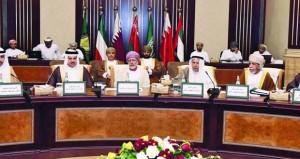 مناقشة أطر ومجالات التعاون الاستراتيجي بين دول المجلس وأفريقيا