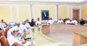اجتماع اللجنة الوطنية لمكافحة الأمراض المزمنة غير المعدية