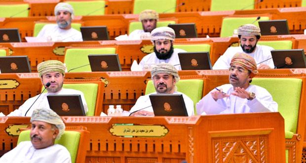 الشورى يختتم مناقشة بيان وزير البلديات الإقليمية وموارد المياه