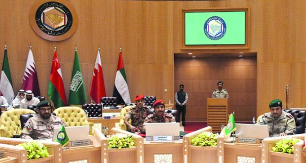 اجتماع قادة القوات البرية بدول مجلس التعاون في الرياض