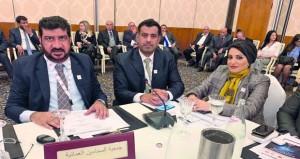 جمعية المحامين العمانية تشارك في مؤتمر بتونس