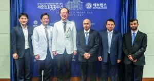 الاتفاق على إرسال عدد من الأطباء العمانيين للتدرب في عدد من التخصصات الدقيقة بكوريا الجنوبية