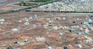 منح 4377 قطعة أرض سكنية بمحافظات السلطنة منذ بداية العامة وحتى فبراير الماضي