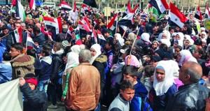 سوريا تفتح كافة الخيارات لتحرير الجولان وترى إعلان ترامب ازدراء للشرعية الدولية