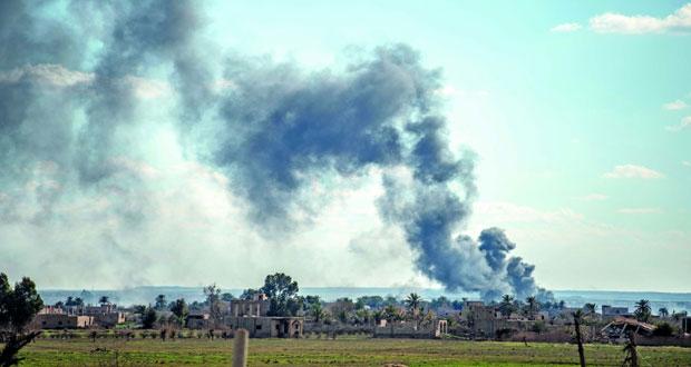 سوريا: عمليات عسكرية مرتقبة للجيش السوري في ريف حماة والبادية