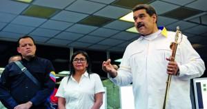فنزويلا تناور لحماية إمدادات الكهرباء والماء .. وجوايدو في جولة داخلية