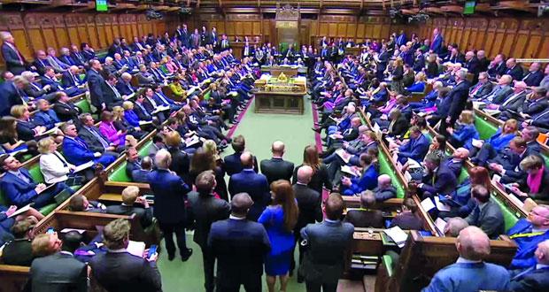 بريطانيا: ماي تطالب بإرجاء (الخروج ) حتى 30 يونيو