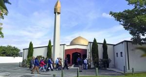 """تكريما لضحايا (مجزرة المسجدين) .. """"مسيرة من أجل الحب"""" في كرايستشيرش"""