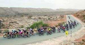 منافسات سباق الدراجات الهوائية العالمي «هوت روت»