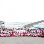 استقبال حافل ورائع لأبطال الأولمبياد الخاص العماني