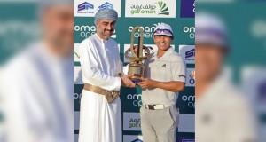 كورت كيتاياما بطلا لـ(عمان لمحترفي الجولف)