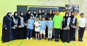 جمعية رعاية الأطفال المعوقين تنظم الملتقى الرياضي السادس للتوحد بجامعة السلطان قابوس بمشاركة 14 مركزا