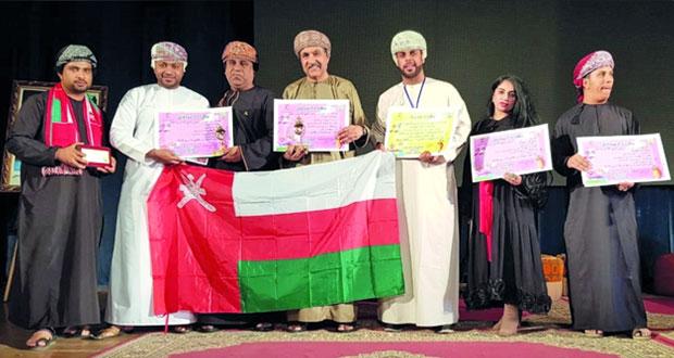 """4 جوائز ينتزعها العرض العماني المسرحي """"بنت الصياد"""" في ختام المهرجان الدولي 22 لمسرح الطفل بالمغرب"""