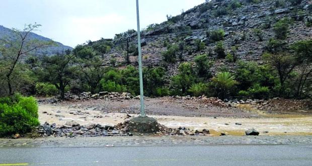 المركز الوطني للإنذار المبكر من المخاطر المتعددة يصدر تنبيهات بغزارة الأمطار اليوم