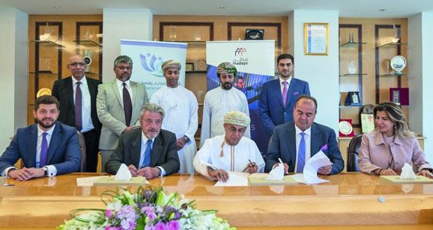 """توقيع اتفاقية تنفيذ مشاريع في """"مدائن"""" بقيمة استثمارية تصل لـ 120 مليون دولار"""