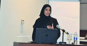 بلدية مسقط تشارك في المؤتمر العالمي للبنية التحتية بدبي