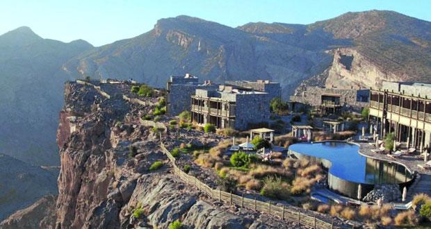 أكثر من 46 مليون ريال عماني إيرادات الفنادق ذات (3 ـ 5) نجوم بنهاية فبراير الماضي