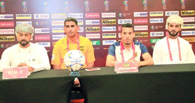 السويق في لقاء الفرصة الأخيرة أمام العهد اللبناني ولا بديل عن النقاط الثلاث في بطولة كأس الاتحاد الآسيوي