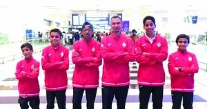 منتخبنا الوطني للشطرنج للفئات العمرية يشارك في بطولة العالم لمدارس اللعبة بتركيا