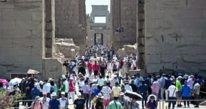 مصر تفتتح معبد الأوبت الفرعونى شرق الأقصر لأول مرة أمام السياح