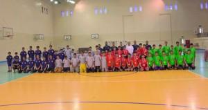 تعليمية الداخلية تنظم الملتقى الرياضي لمدارس ولاية الحمراء