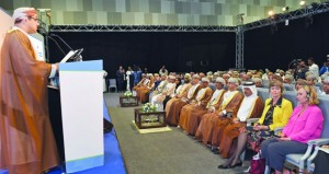 التقنيات الرقمية الذكية أهم محاور مؤتمر ومعرض عمان للطاقة والمياه الخامس يستعرض أكثر من 60 ورقة عمل وبمشاركة 160 شركة