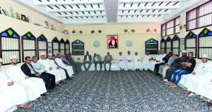 بحث تعزيز التعاون الاقتصادي بين الغرفة والسودان