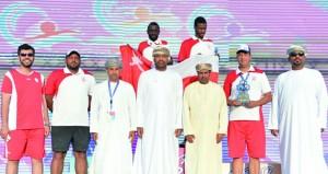 منتخبنا الوطني يتوج بطلا لخليجي 17 للسباحة المفتوحة بالكويت